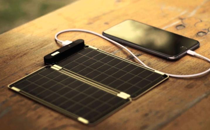 Il Solar Paper è un foglio fotovoltaico supersottile realizzato da Yolk