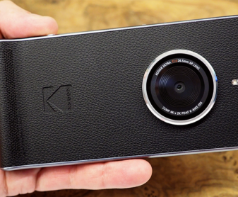 Kodak Ektra: smartphone e fotocamera dalla veste retrò