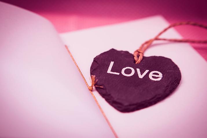 San Valentino fai-da-te 7 idee creative per innamorati: il segnalibro