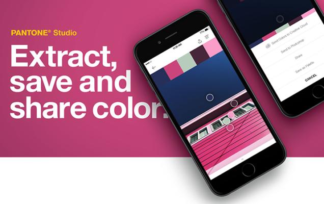 Come scegliere il colore giusto? Ti basta un click con l'app Pantone Studio!