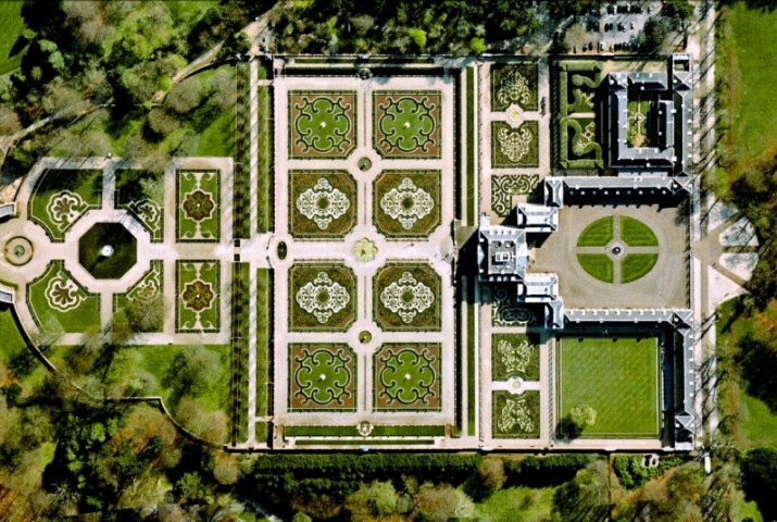 Residenza reale di Het Loo, ad Apeldoorn, Paesi Bassi.