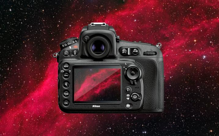 Foto spaziali: Nikon ci insegna a fotografare il cosmo