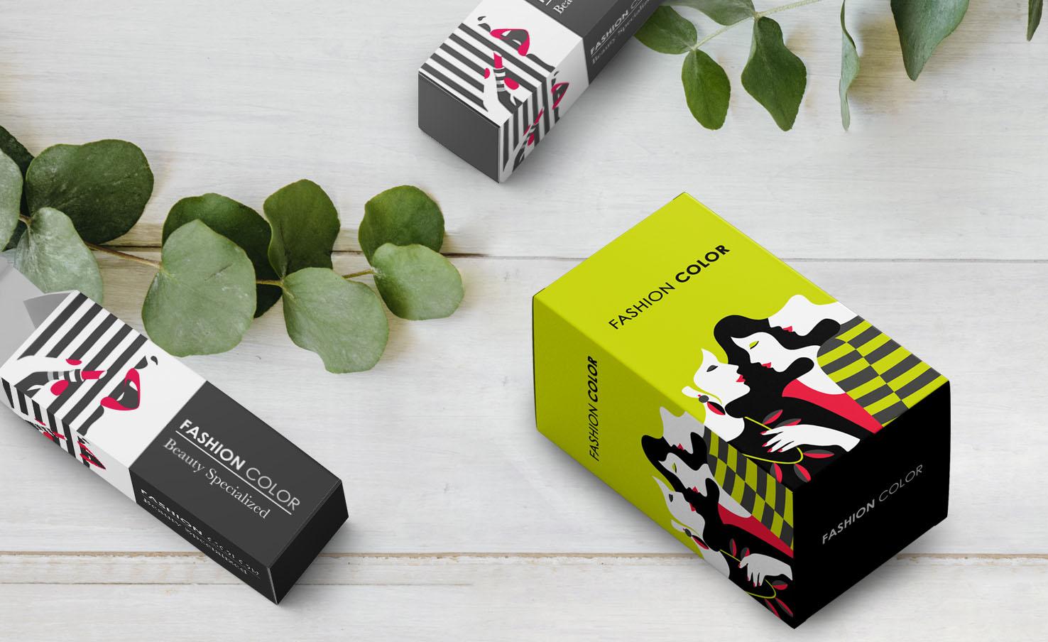 Packaging personalizzato e illustrazioni: come usare le immagini per conquistare il consumatore
