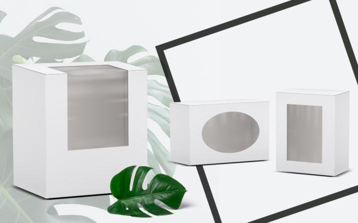 Scatole finestrate: la proposta di Fashion Color per il tuo pack che... si vede!