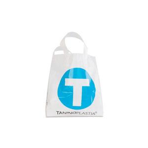 Shopper personalizzata in plastica