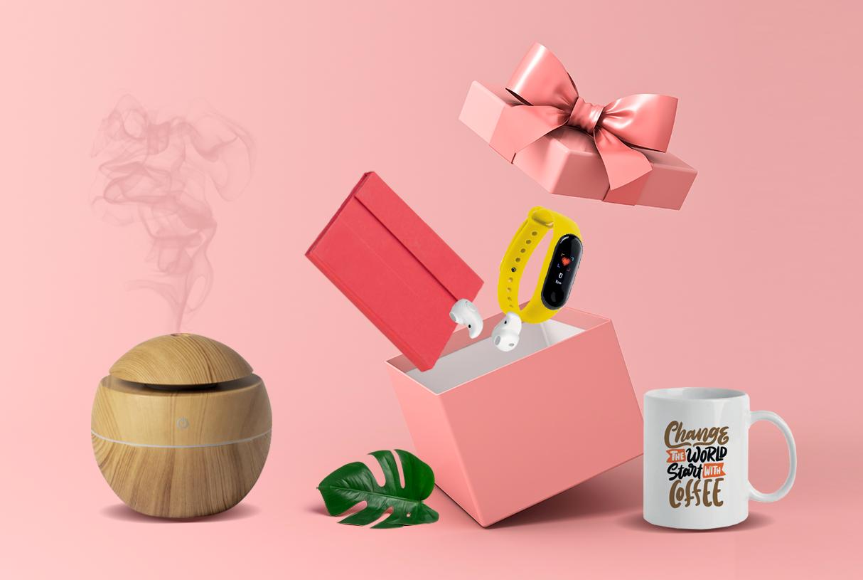 Idee regalo per Natale: 10 idee per stupire i clienti con i gadget personalizzati